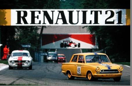 Monza maggio 1989 - 40a Coppa Intereuropa