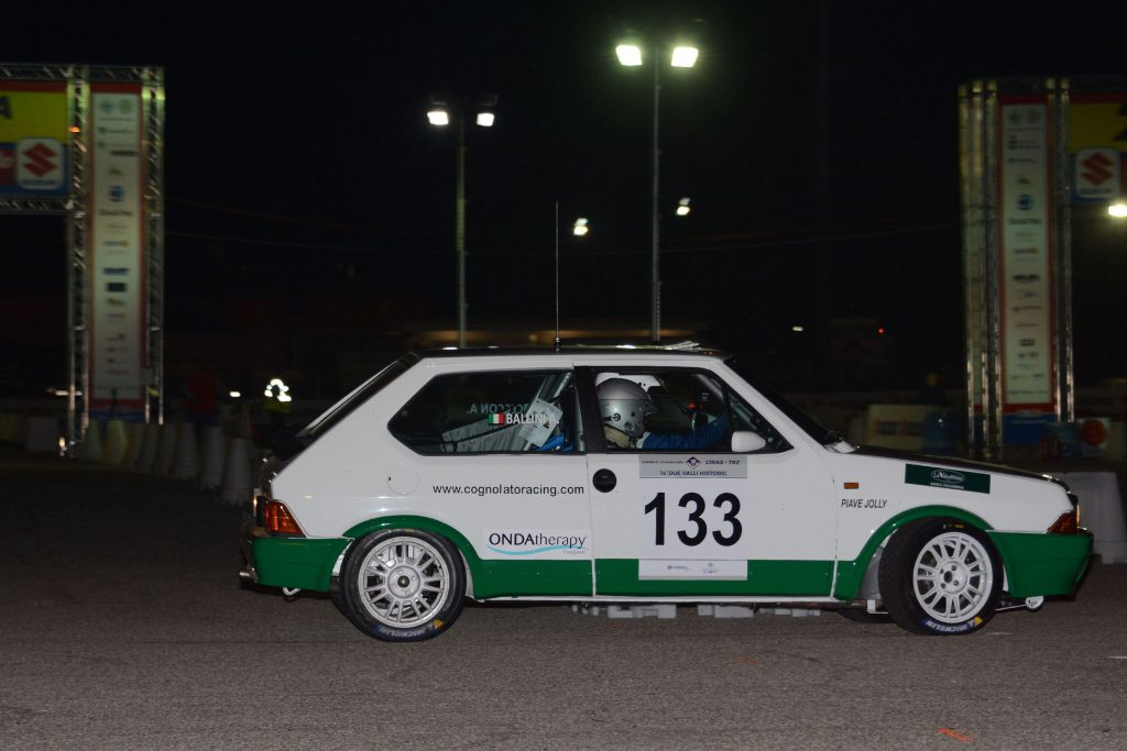 14° Rally Due Valli Historic - 10/12.10.2019