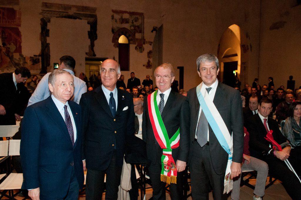 Cerimonia di Premiazione Campionati F.I.A.  - C.E.Z. Treviso 14 Dicembre 2013
