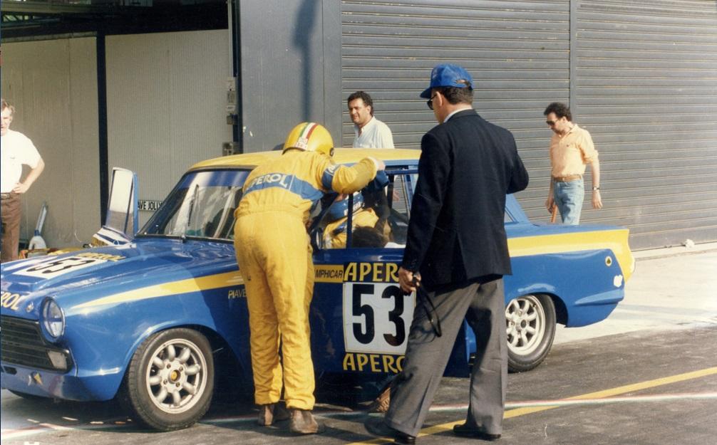 Monza 11/13.05.1990 - 41a Coppa Intereuropa