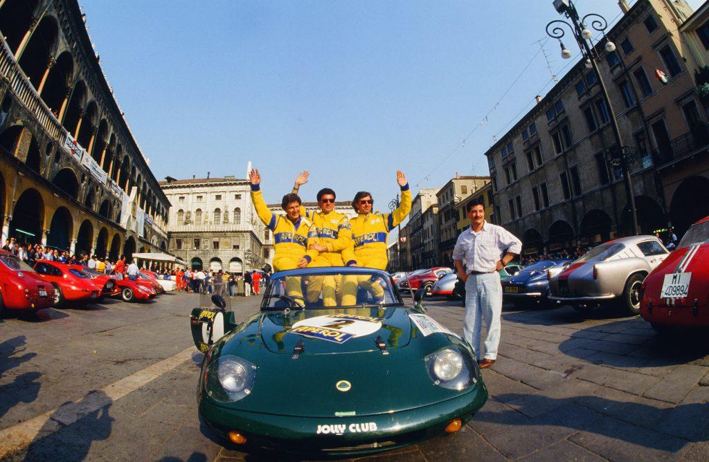 3 Coppa d'Italia Autostoriche  - 26/29.04.1987