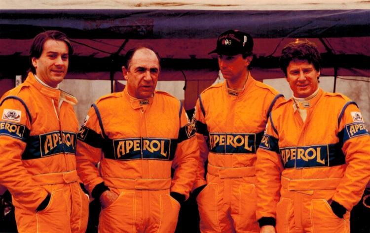 Mugello 13/15.3.1987 - Coppa d'Italia in Endurance
