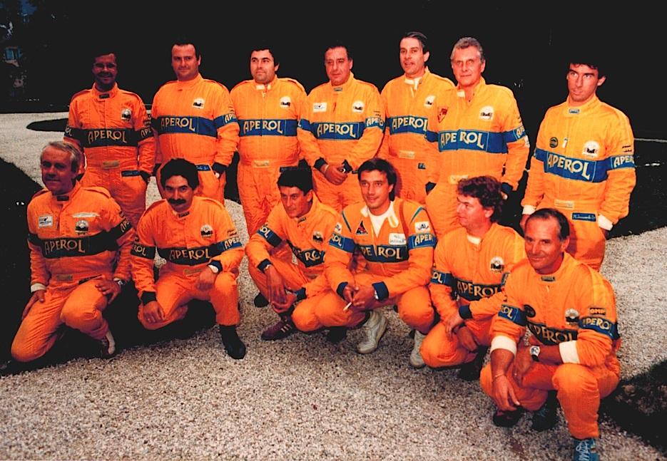 Coppa d'Italia delle Dolomiti - 9/11.09.1988