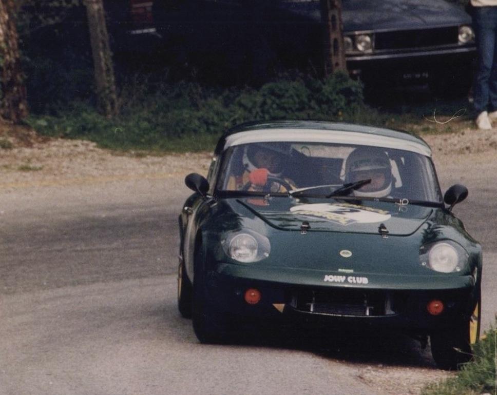 3a Coppa d'Italia Autostoriche - 26/29.04.1987