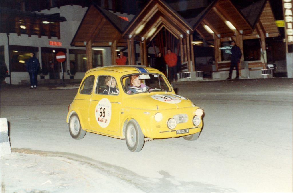 Winter Marathon 3/5.02.1989