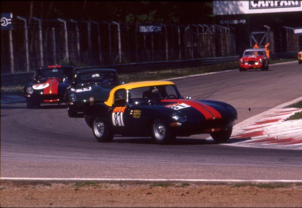 Monza 17/19.05.1991 -  42a Coppa Intereuropa