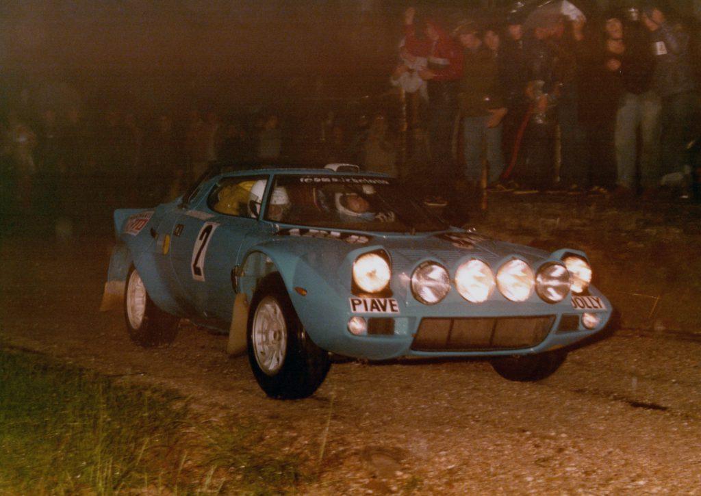 3° Rally Bellunese - 9/10.07.1977