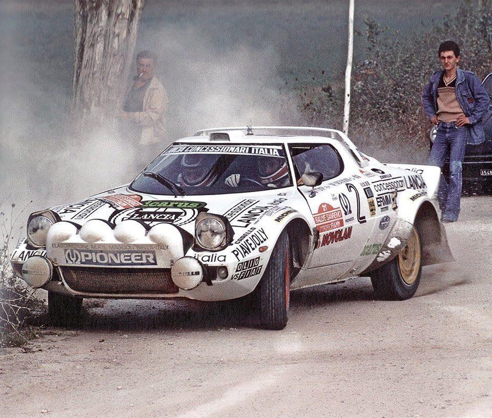 21° Rallye Sanremo Campionato del Mondo Rallyes - 1/7.10.1979