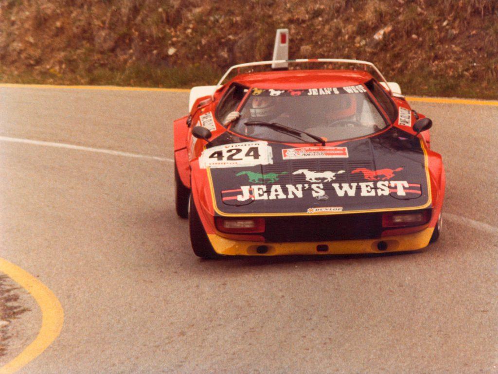 Giro Automobilistico dell'Umbria 29.4/1.05.1978