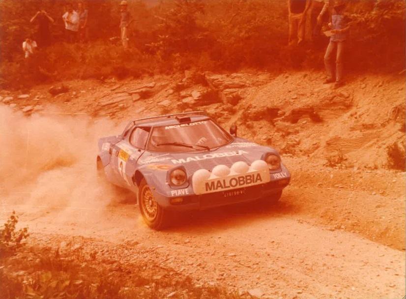 6° Rally Valli Pinerolesi - 16/17.06.1979