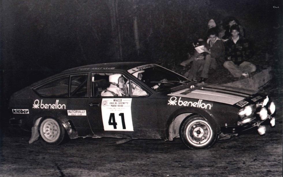 Rally Prealpi Venete Colli Euganei - 22/23.10.1977