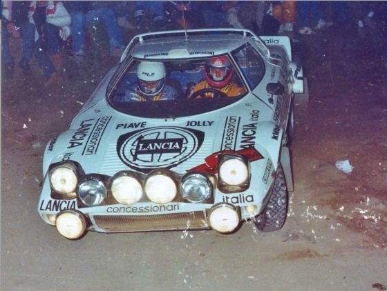 13° Rallye dell'Isola d'Elba - 17/19.04.1980