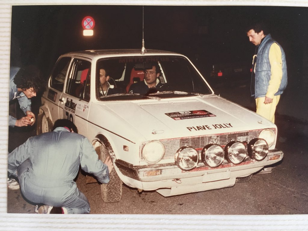 9° Int. Lavanttaler Mitternachts Rallye - 29/31.03.1985