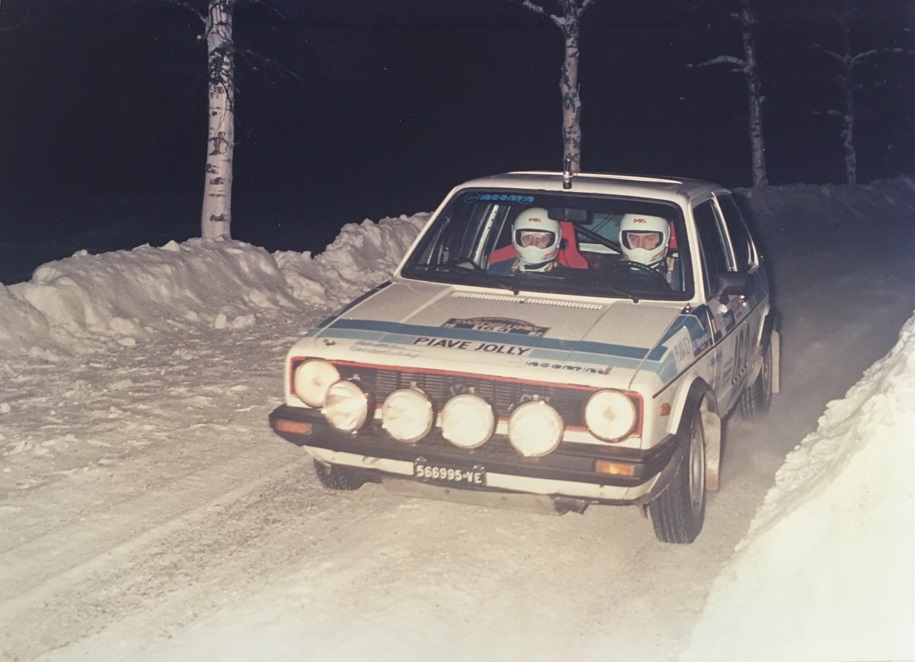 37° International Swedish Rally - 13/14.02.1987