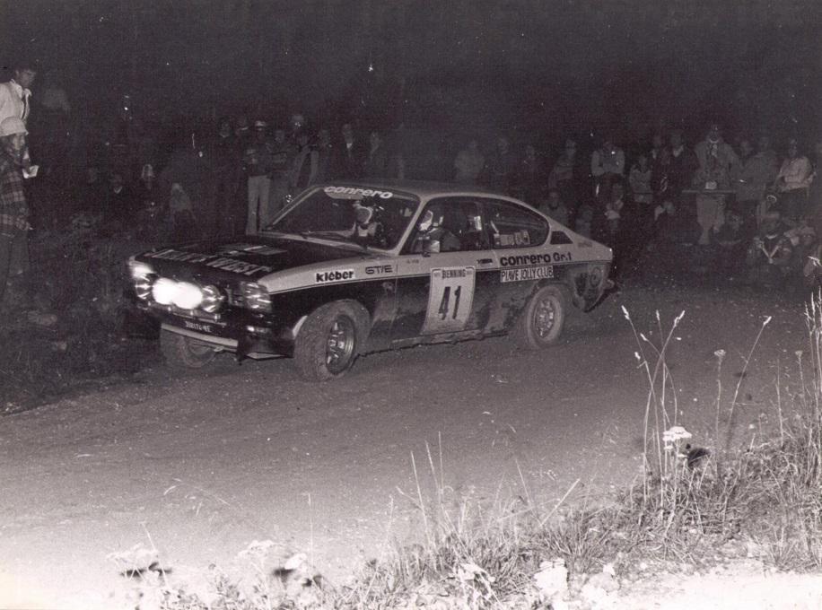 14° Rally S. Martino di Castrozza - 2/4.09.1977