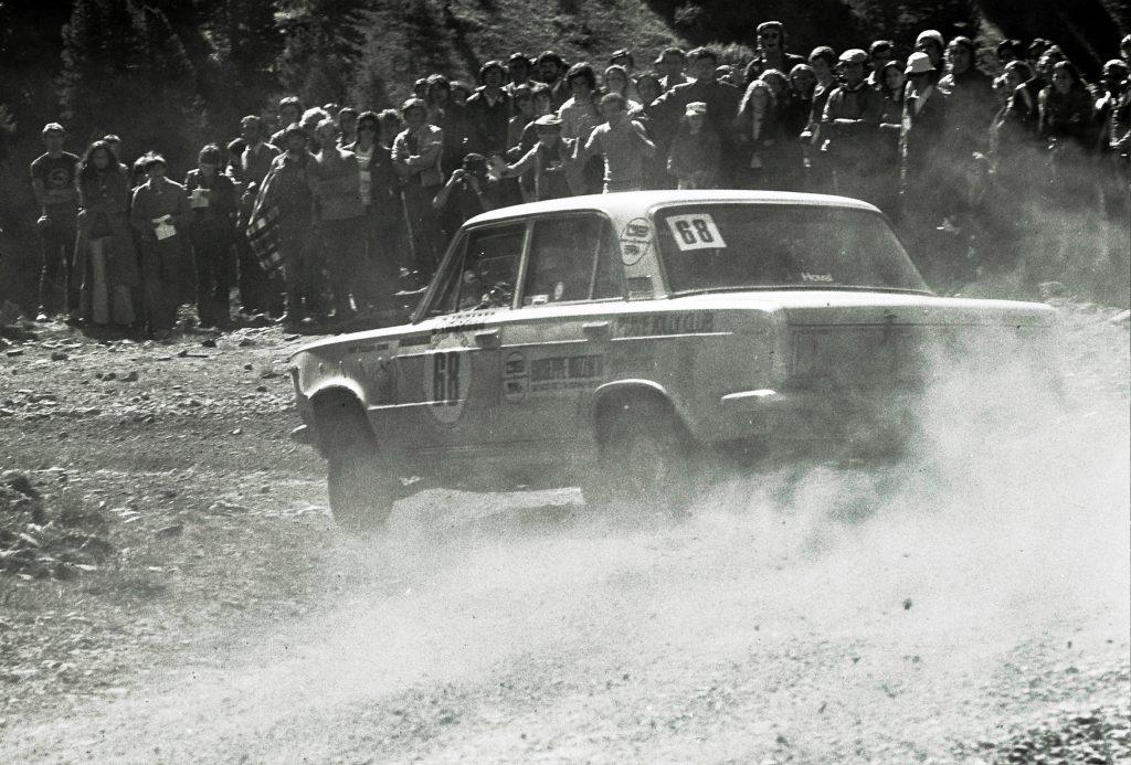 8° Rally S. Martino di Castrozza - 26/28.08.1971