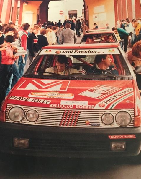 1° Rally della Marca Trivigiana - 22/23.10.1983
