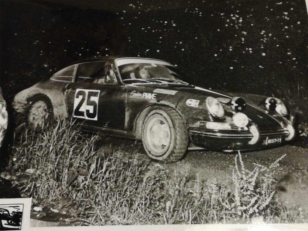 Rallye delle Alpi Orientali - 28/29.06.1970
