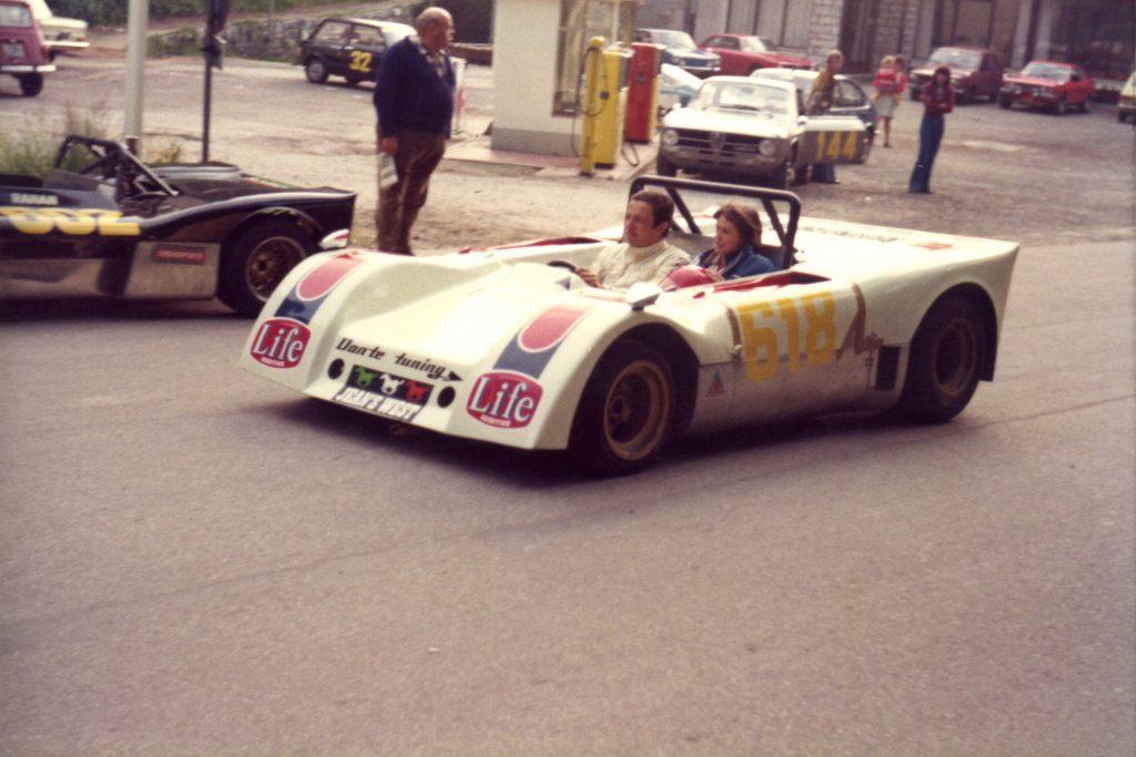 Salita Bolzano-Mendola - 22/23.06.1974