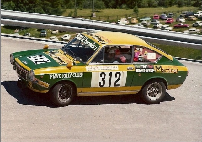 Salita Trento-Bondone - 29/30.06.1974