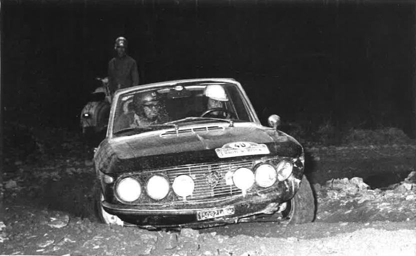 3° Rallye 999 Minuti - 26/27.04.1969