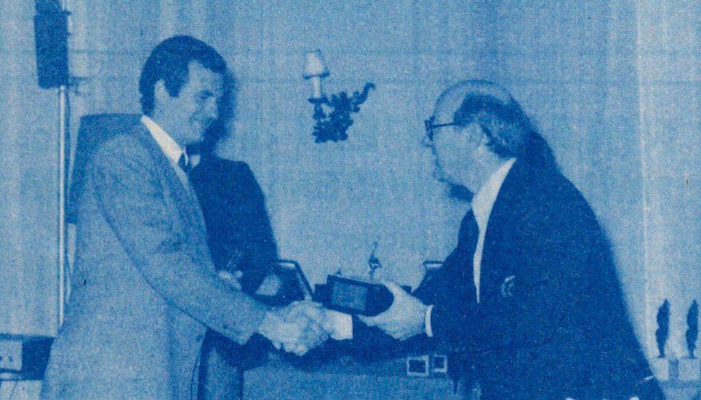 """Relais El Toulà"", 17.12.1977. Premiazione Piave Jolly Club Stagione 1977"