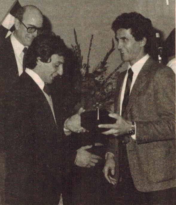 Spresiano, 1.03.1979. Premiazione Piave Jolly Club Stagione 1978