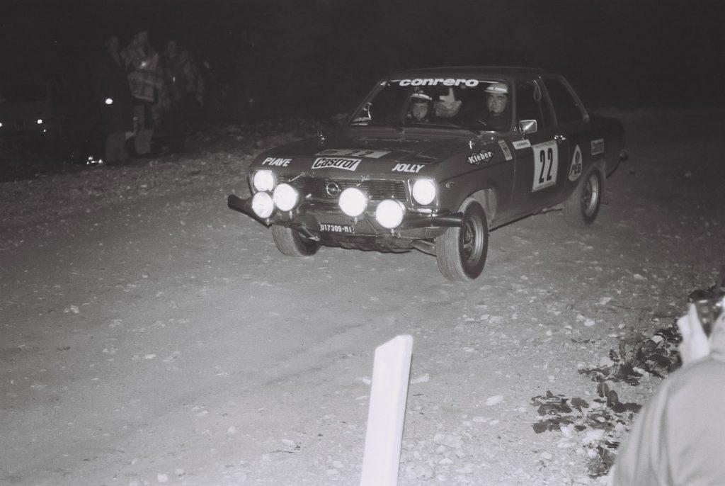 11° Rally S. Martino di Castrozza - 28/31.08.1974