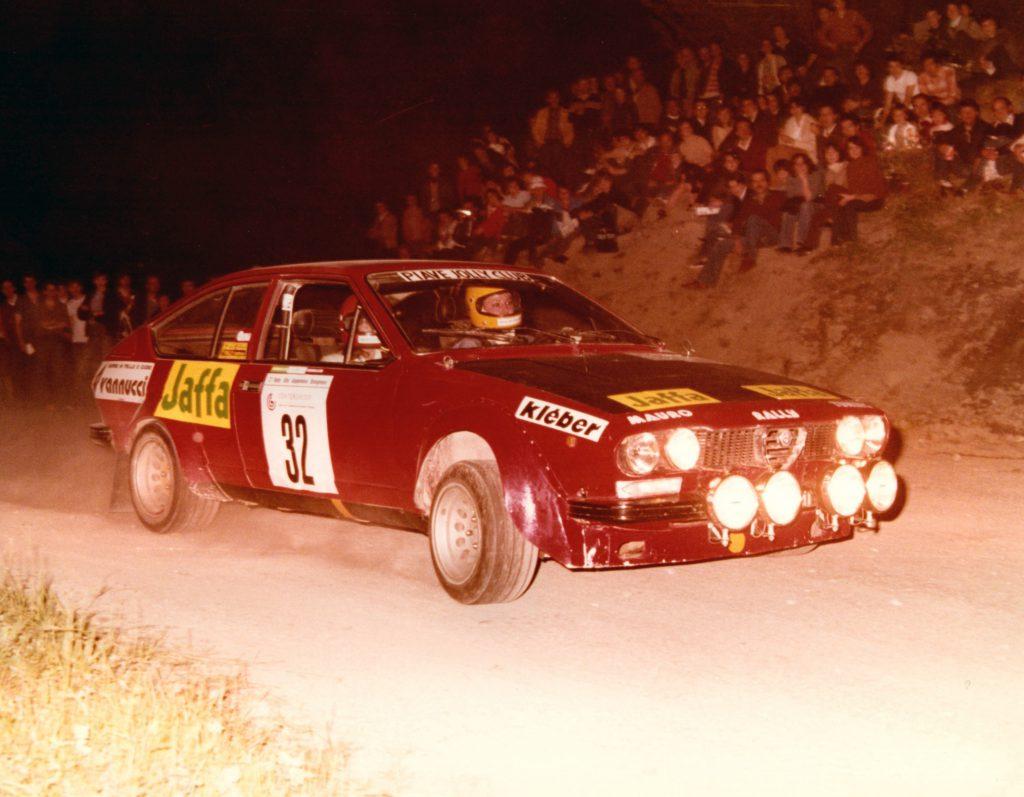 3° Rally Alto Appennino Bolognese - 9/10.06.1978