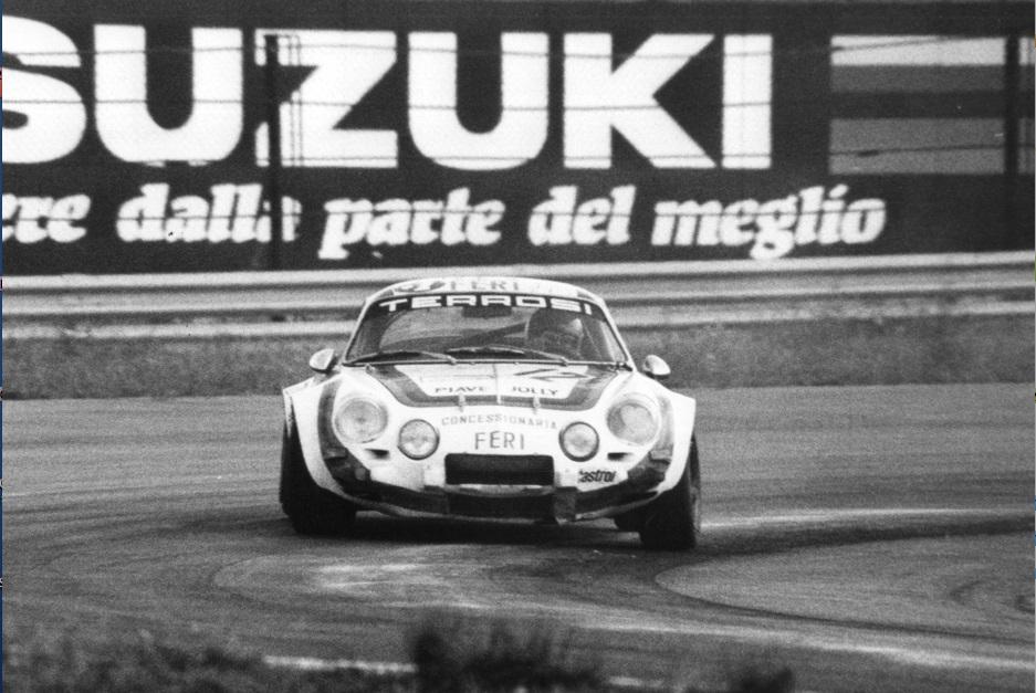Misano 19/20.08.1977 - Gara Notturna