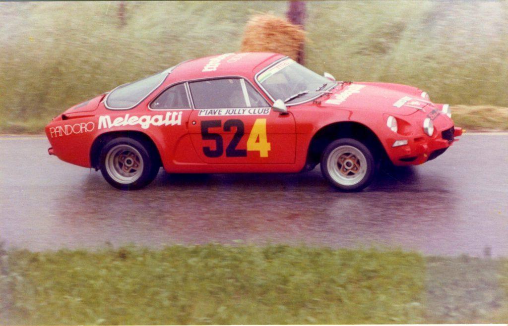 Salita Bressanone-Sant'Andrea - 1978