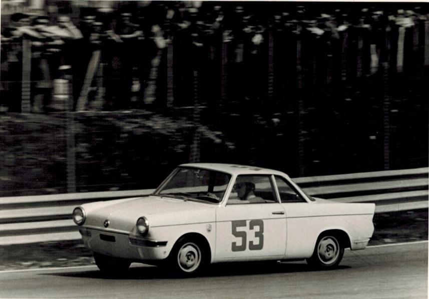 Monza 1963 - Vetture Turismo