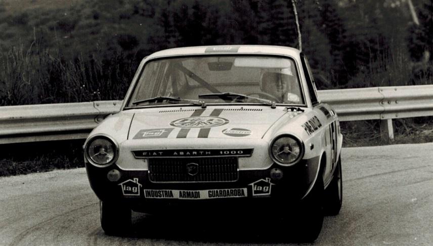 Salita Trento-Bondone - 4.07.1971