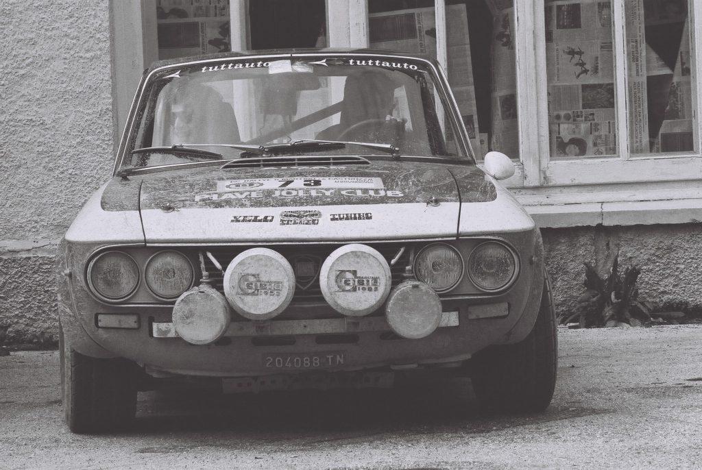 12° Rally S. Martino di Castrozza - 28/30.08.1975