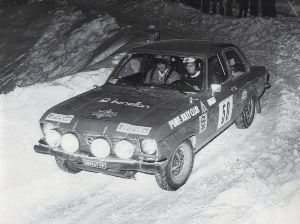 21a Coppa Dalla Favera - 13/14.03.1976