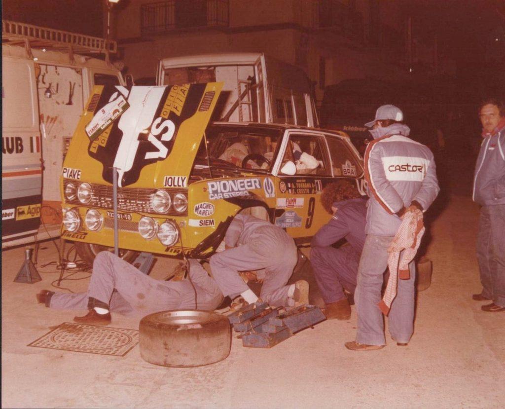 65° Targa Florio Rally - 13/15.03.1981