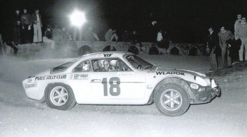 3° Rally di San Marino -  11/12.11.1972