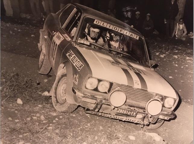 13° Rally S. Martino di Castrozza - 2/4.09.1976