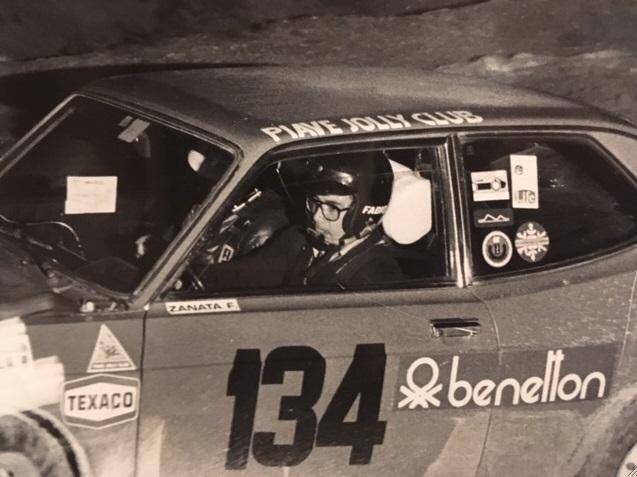 6° Rally Colline di Romagna - 20/21.03.1976