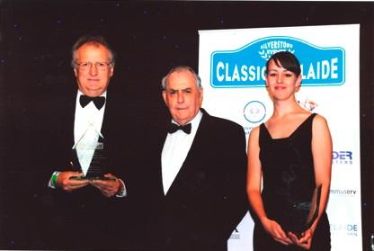 Classic Adelaide (AUS) 19/23.11.2008 - Premiazione